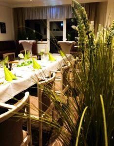 Essen im Spreewald - Kulinarium Branitz