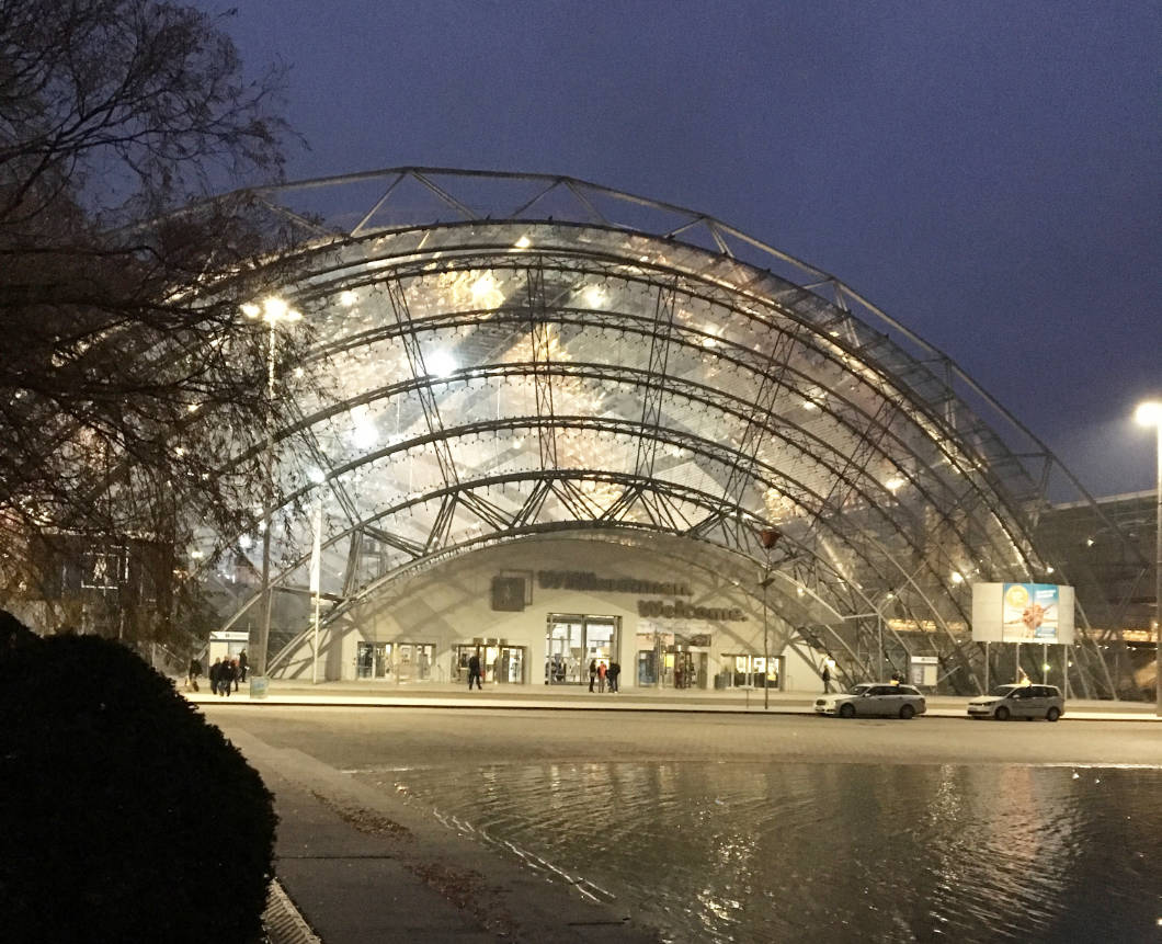 Messehalle Leipzig