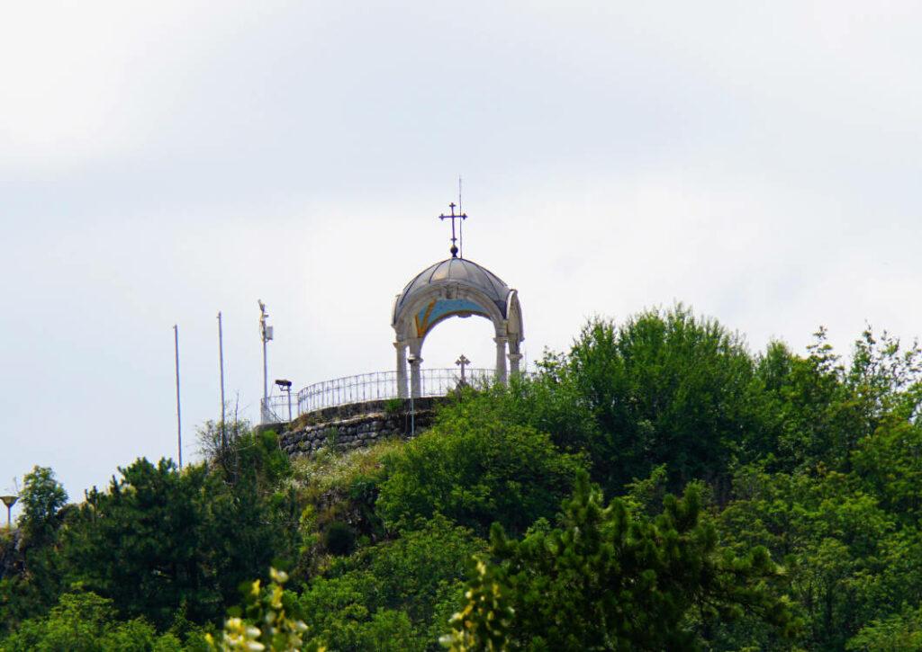 Mausoleum in Cetinje