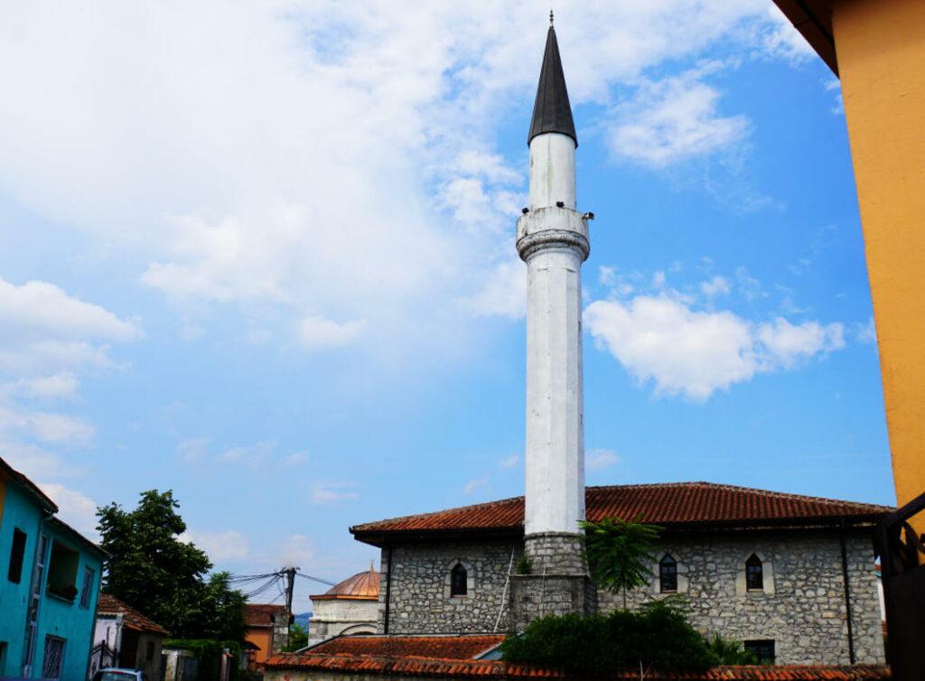 Moschee in Podgorica