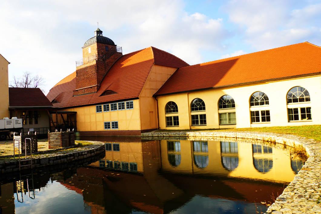 Peitz Eisenhütten - und Fischereimuseum