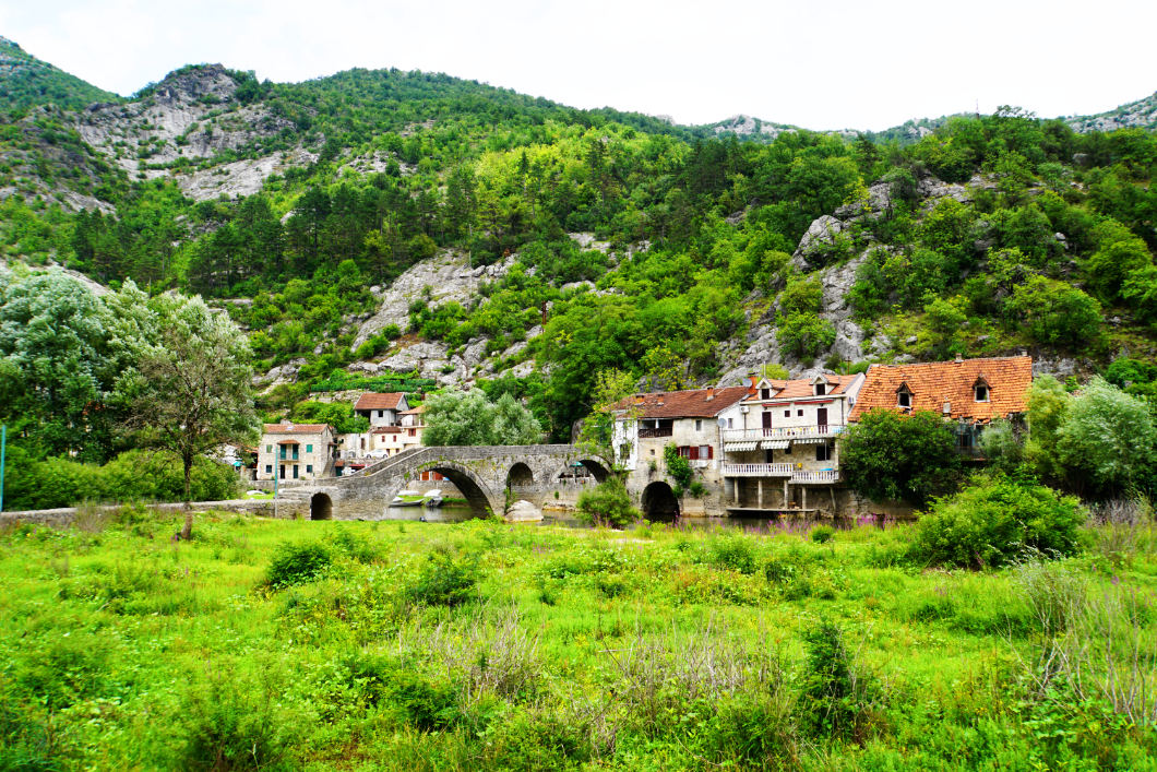 Rijeka Crnojevića in Montenegro