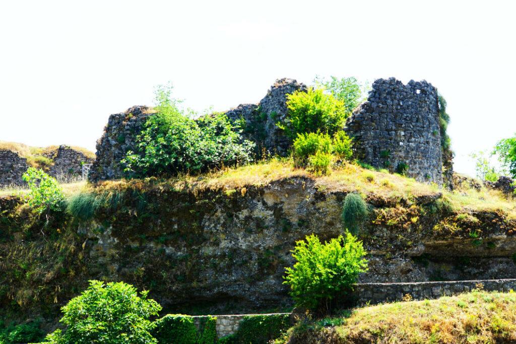 Ruinen Podogrica