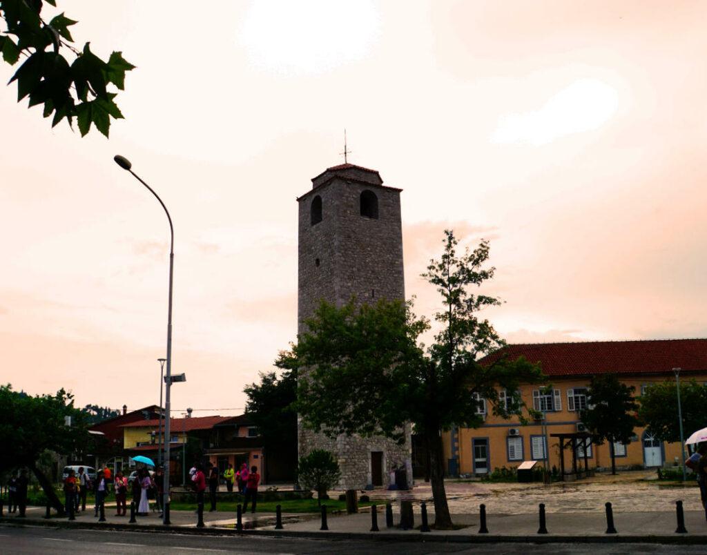 Uhrenturm Podgorica