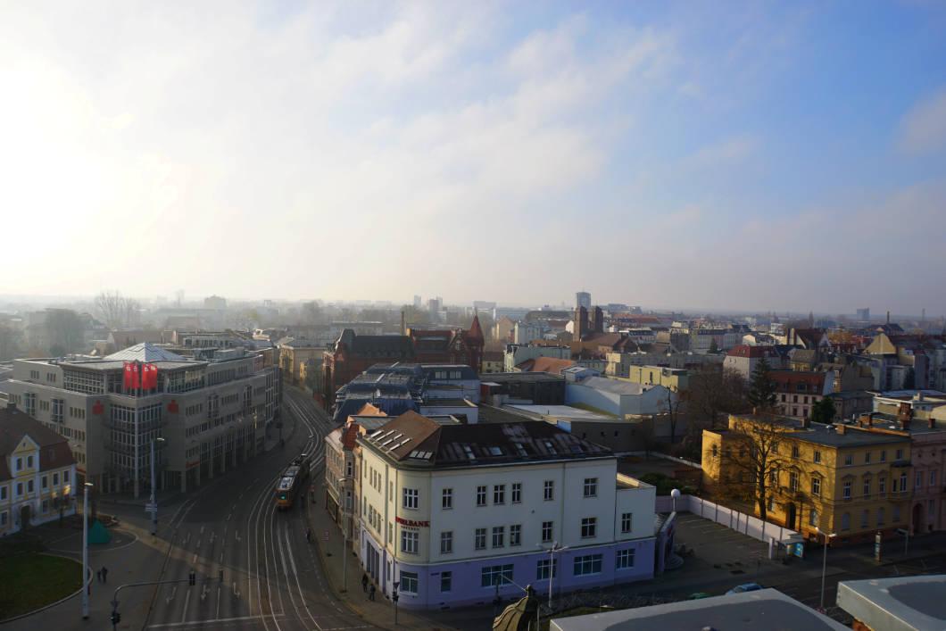 Cottbus - Stadtblick