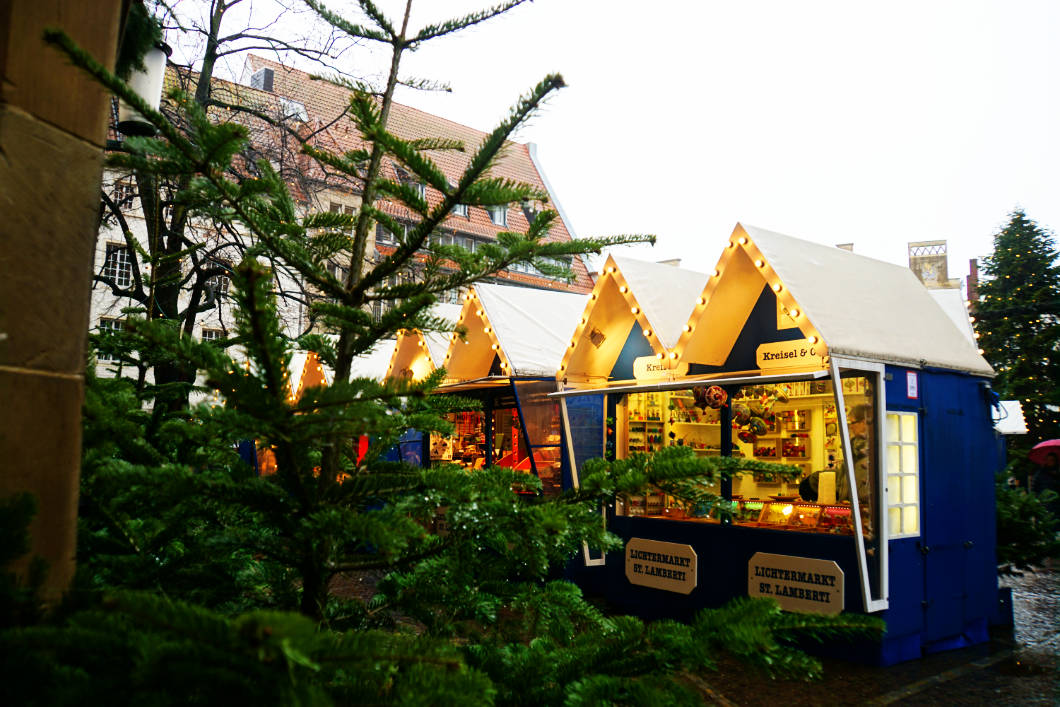 Weihnachtsmarkt St.Lamberti Münster
