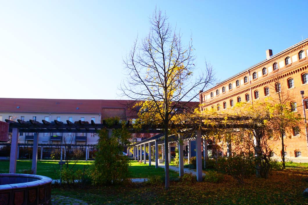 Luckau im Spreewald - ehemalige Justizanstalt