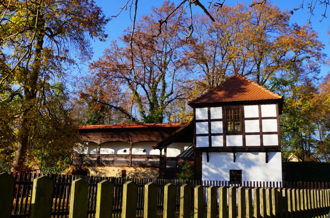 Napoleonhaus in Luckau