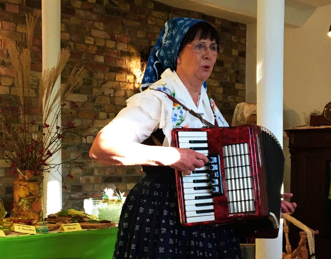 Singen mit der Spreewald Christl