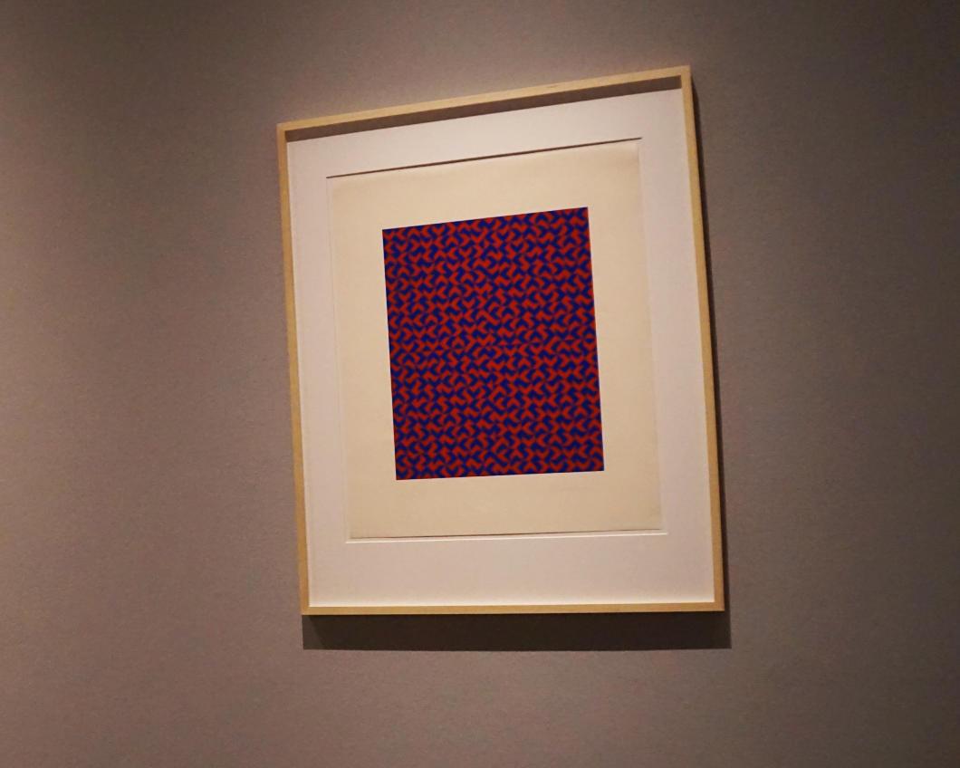 LWL Museum Anni Albers Op Art