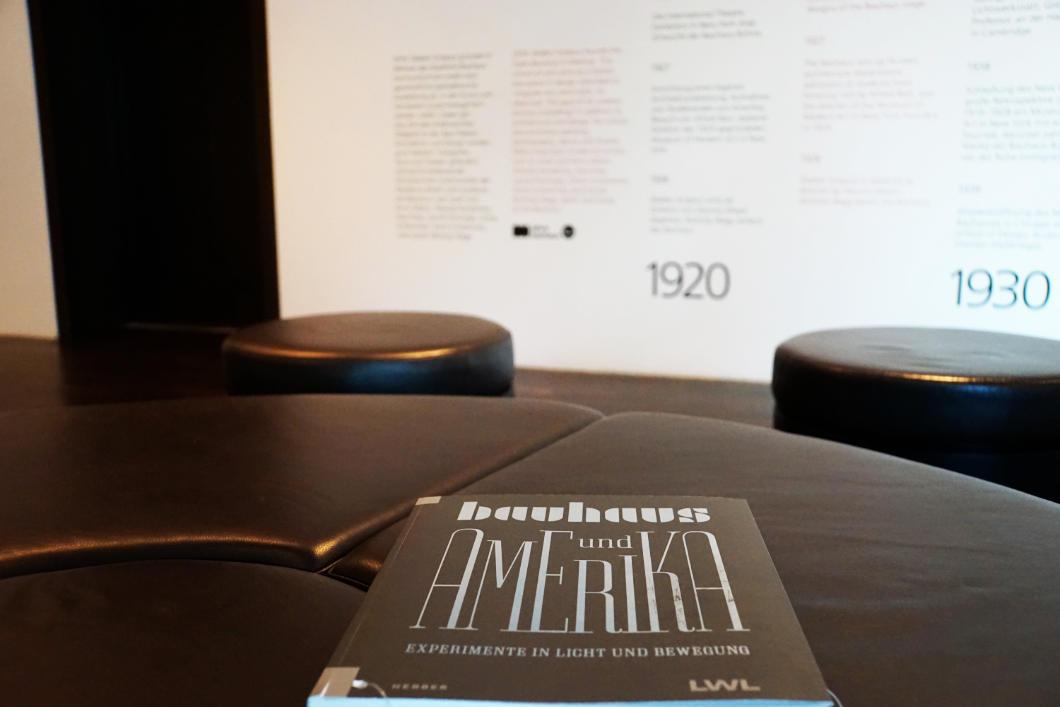 Bauhaus Ausstellung in Münster