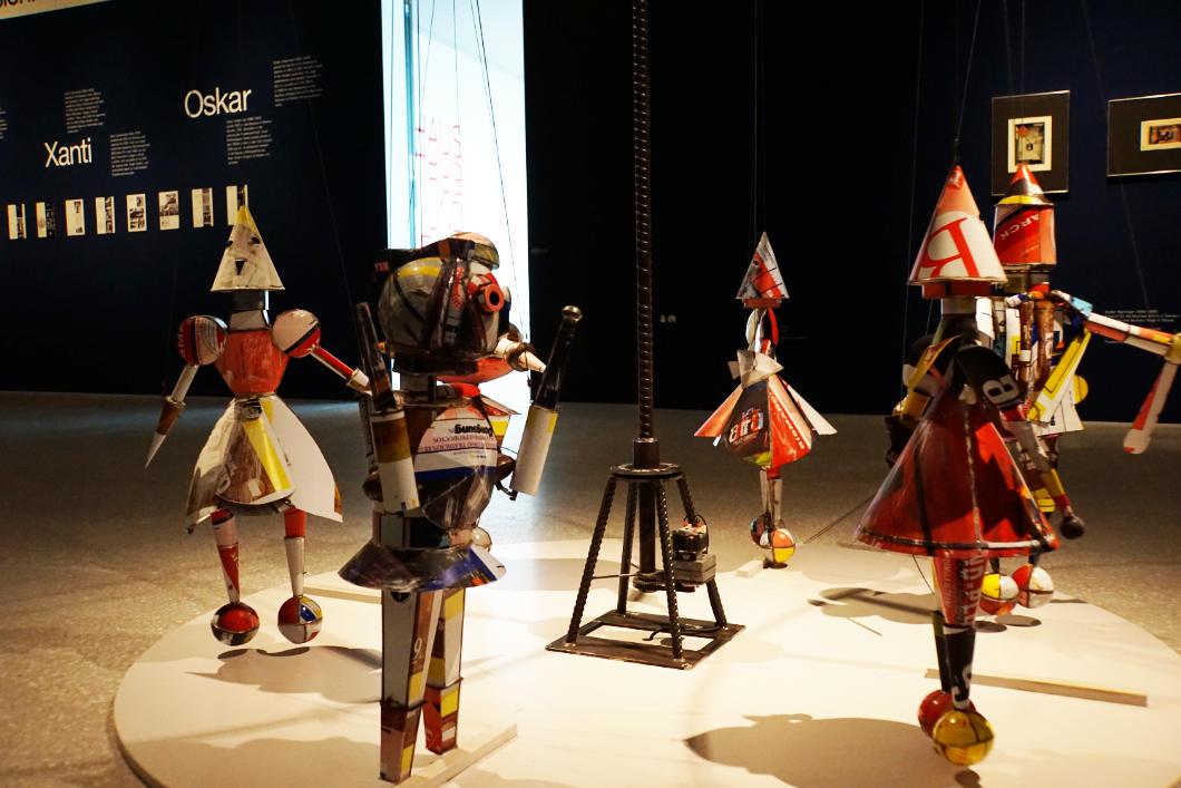 LWL Museum Marcel Dzama Merry go round