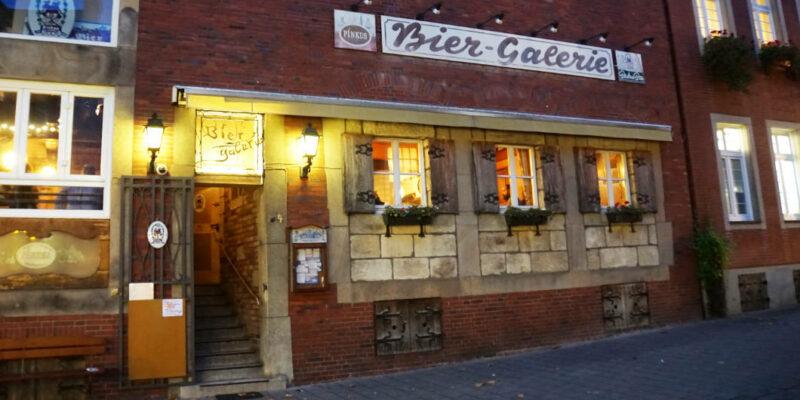 Bier-Galerie Münster - Restaurants Münster
