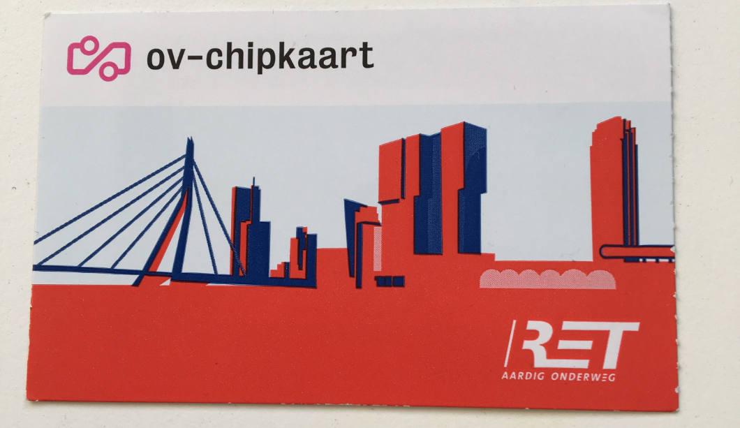 Rotterdam öffentliche Verkehrsmittel