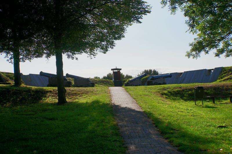 Verteidigungsanlage Festung Bourtange