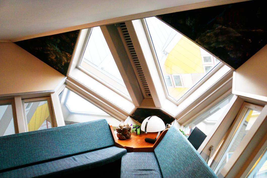 im Kubushaus Rotterdam