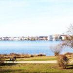 Park Babelsberg - Blick nach Potsdam