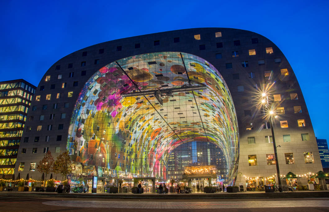 Markthalle Rotterdam