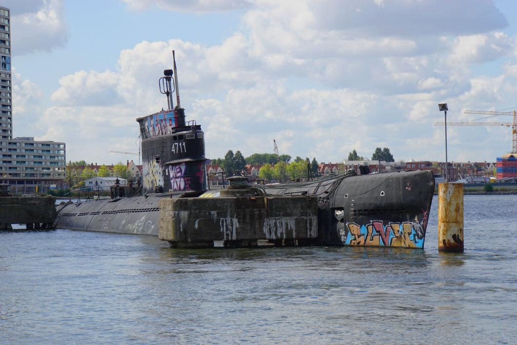 U-Boot in Amsterdam