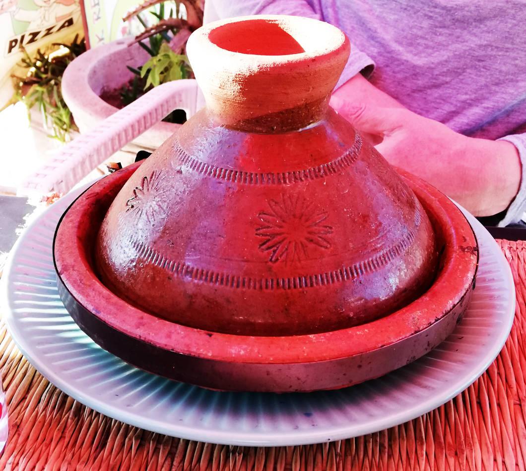 Marokko essen - Tajine