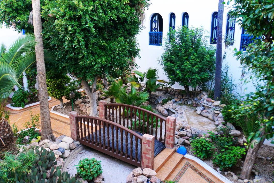 Wege im Hotel Mogador Al Madina