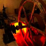 Maschine Brikettfabrik Herrmannschacht