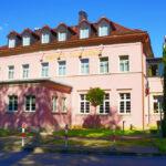 Parkhotel Güldene Berge in Weißenfels