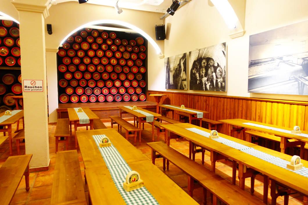 Brauereiausschank in Alpiersbach