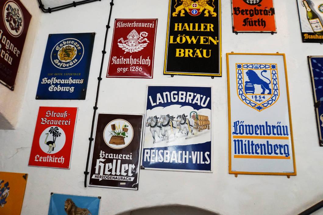 Bamberg Sehenswürdigkeit: Fränkischer Brauereimuseum
