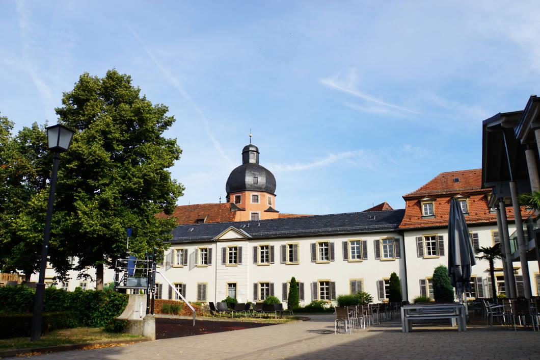 Bamberg Sehenswürdigkeiten - Geyerswörther Schloss