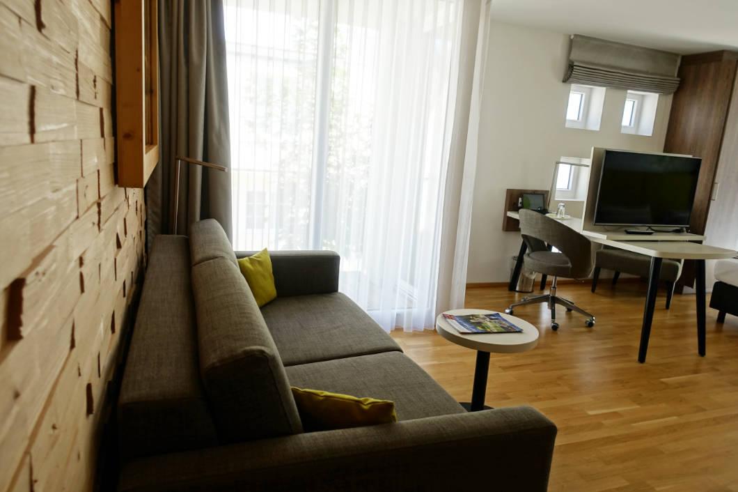 Zimmer im Hotel in Freudenstadt