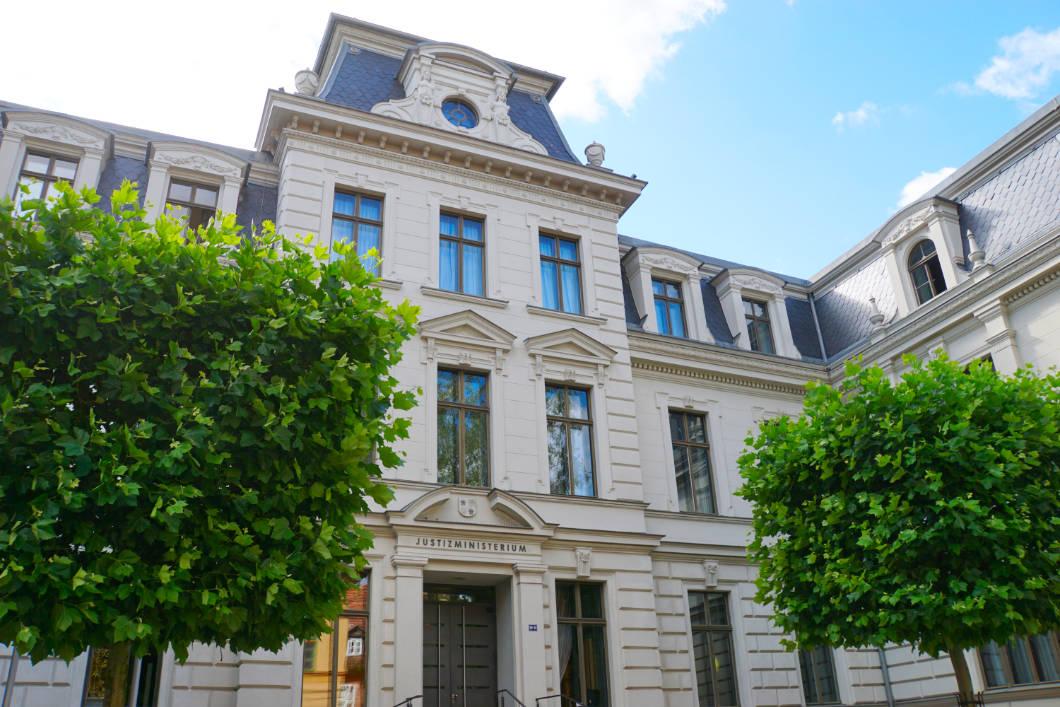 Justizministerium in Schwerin
