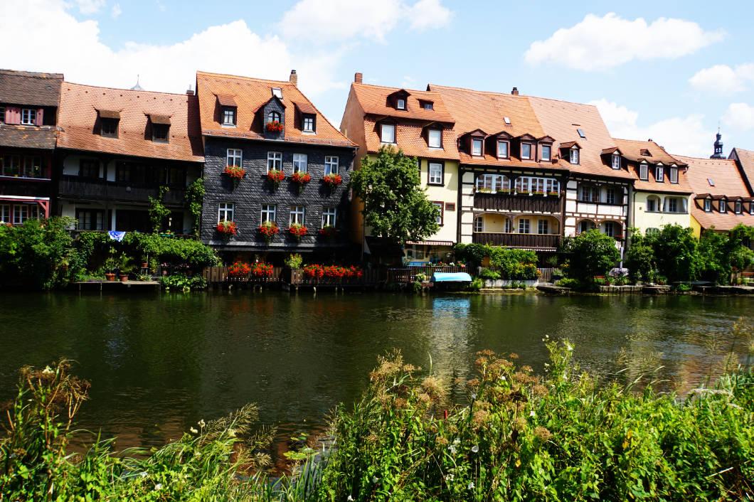 Bamberg Sehenswürdigkeit: Klein Venedig
