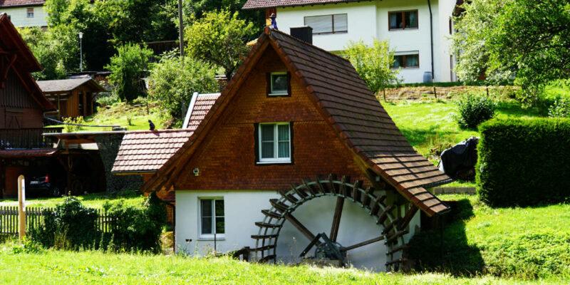 Ölmühle in Busenweiler Mühlenwelt am Heimbach