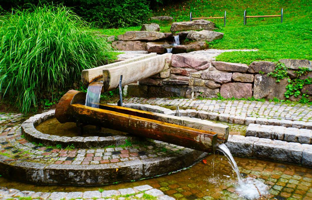 Wasserspielplatz in Loßburg