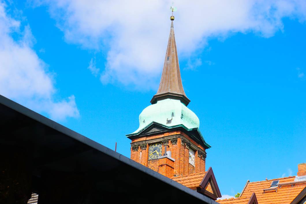 Schelfkirche in Schwerin