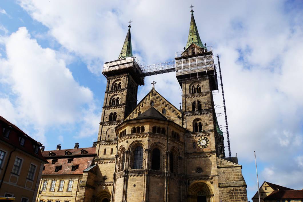 Bamberg Sehenswürdigkeit: Dom