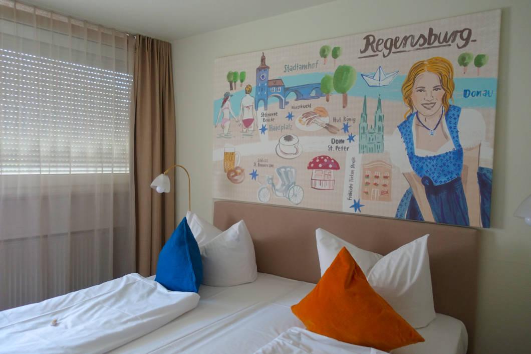 Hotel Rosi Regensburger Altstadt