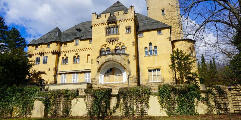 Neue Hakeburg in Brandenburg