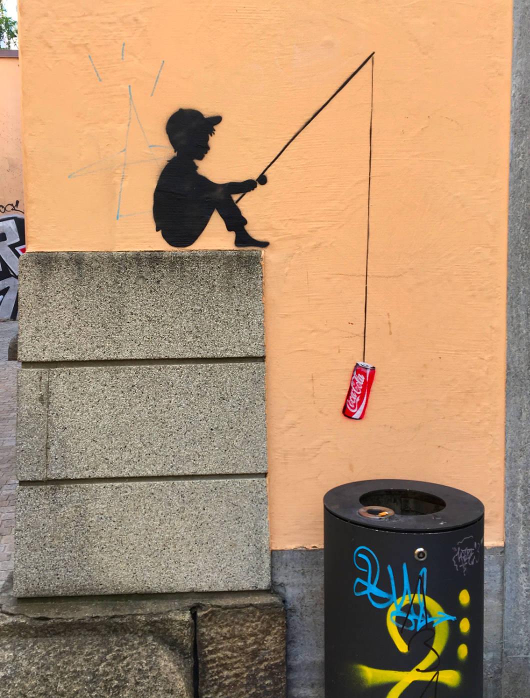 Streetart in Regensburg