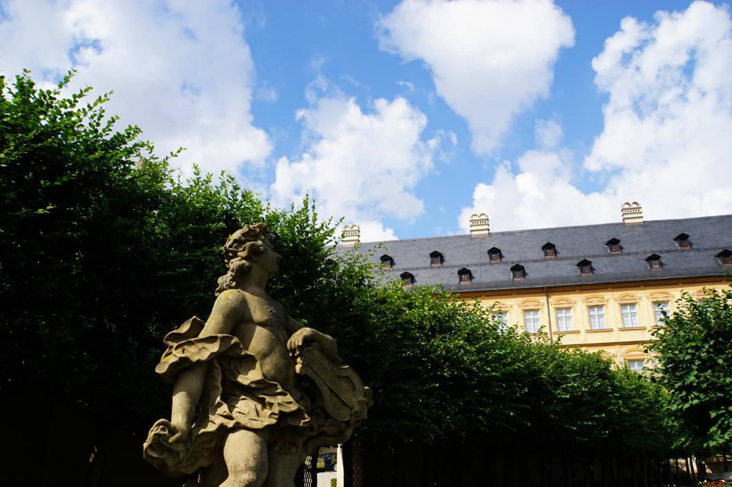 Rosengarten von Bamberg