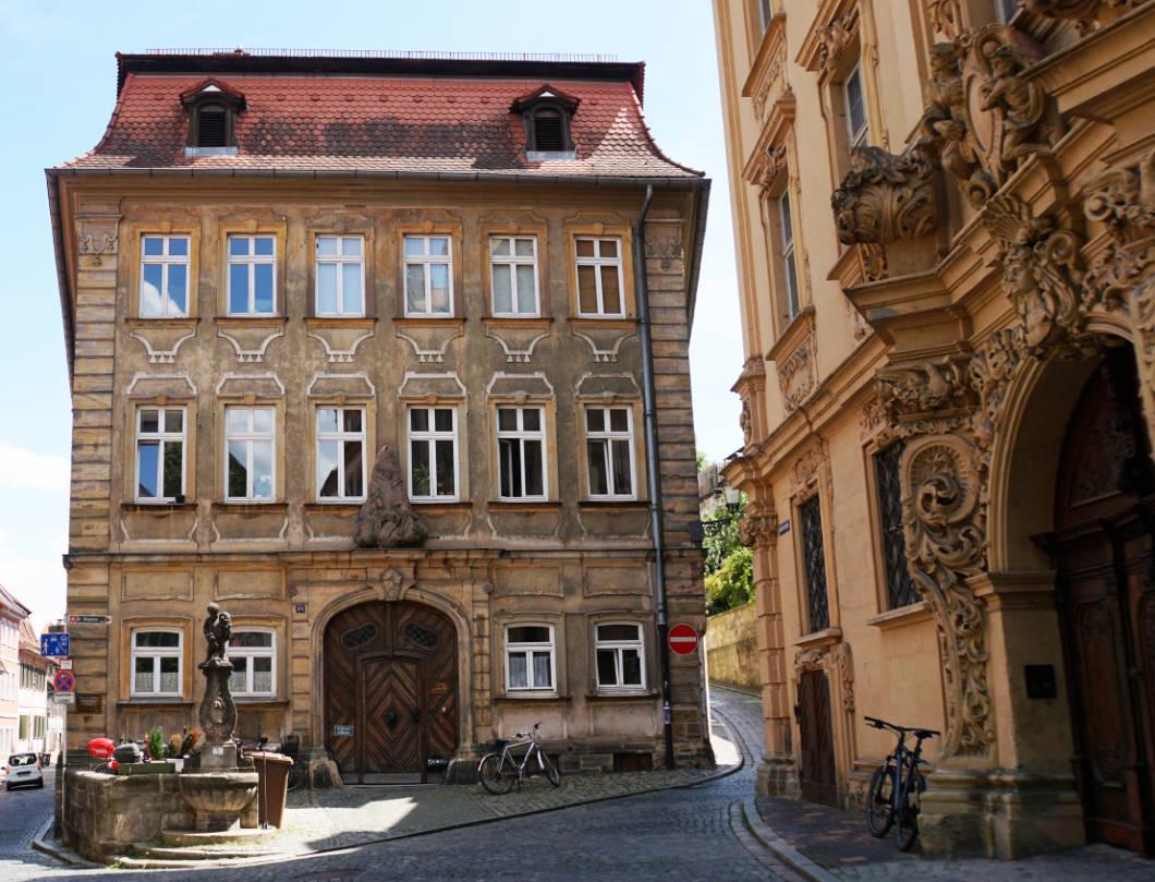 Filmdrehort in Bamberg: Sams