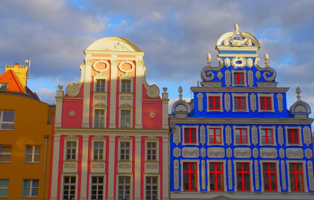Heumarkt in Stettin