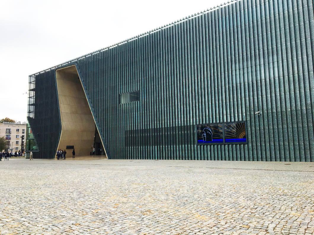 POLIN - Museum der Geschichte der polnischen Juden