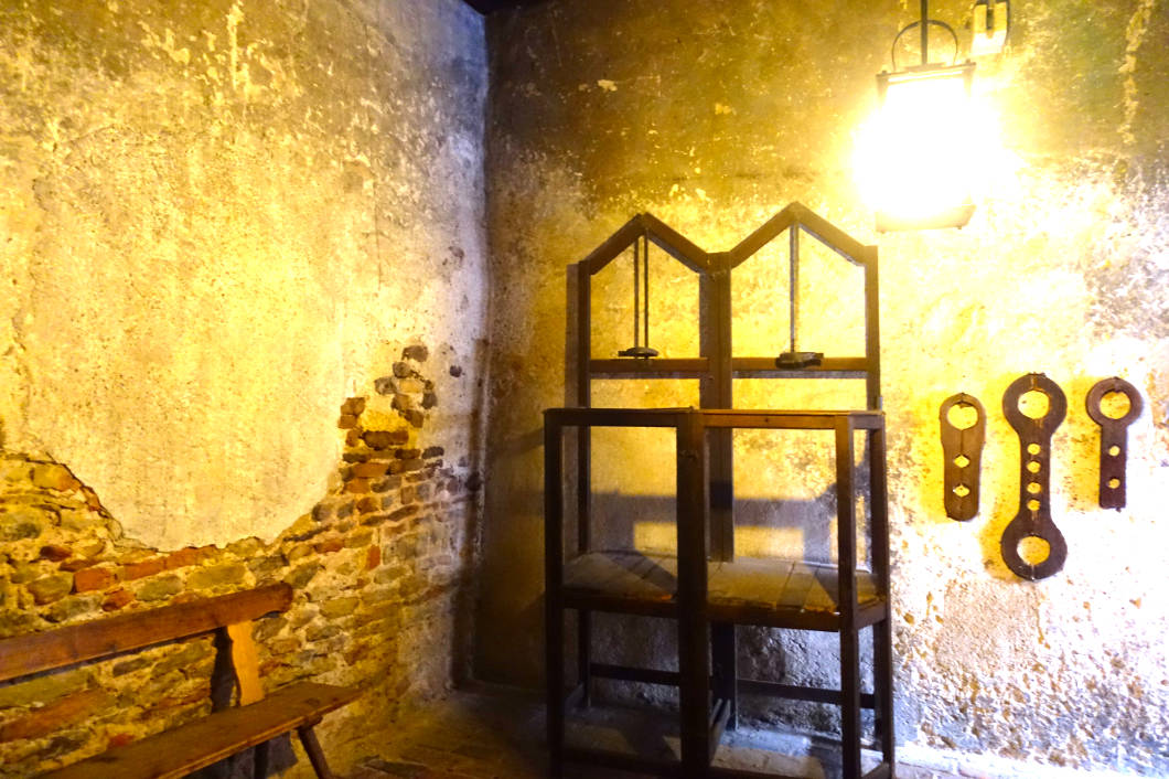 Folterkammer in Regensburg