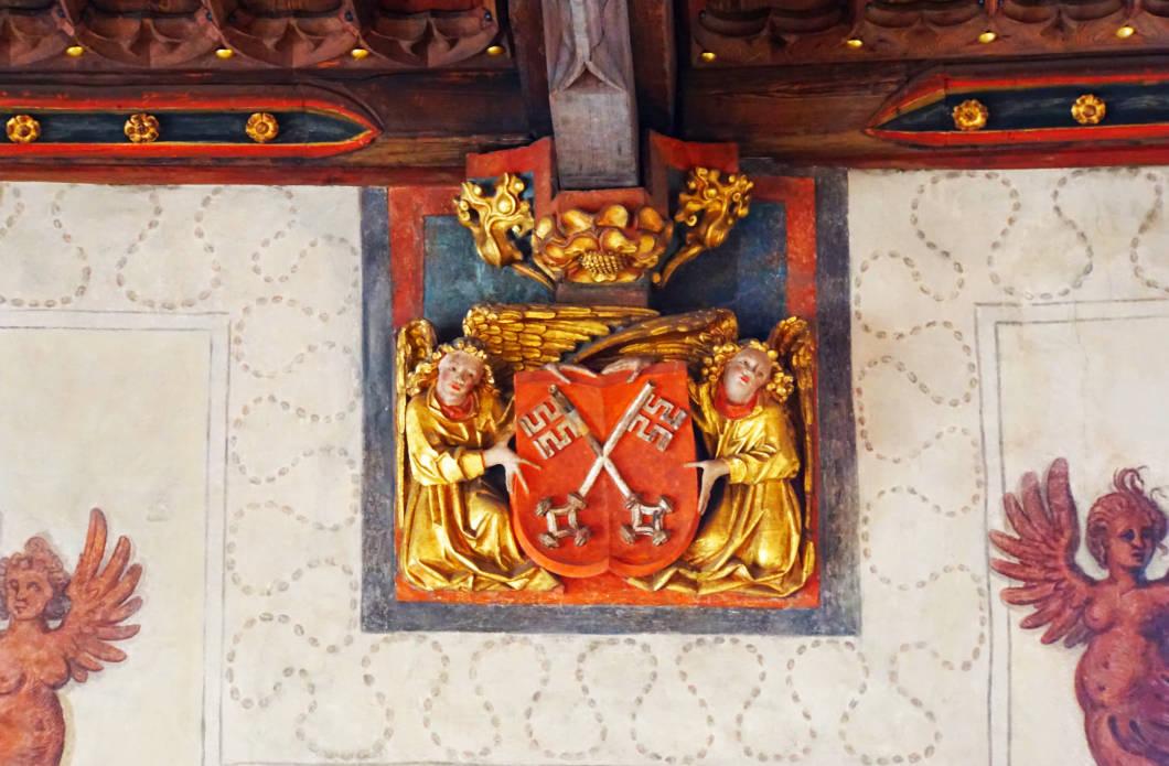 Stadtwappen Regensburg