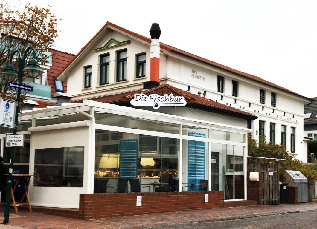 Essen auf Wangerooge - die Fischbar