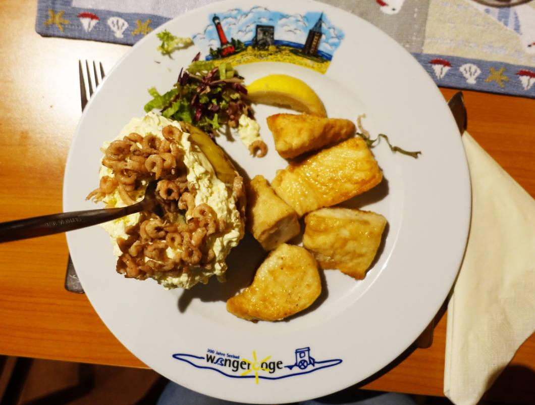 Fischrestaurant Kruse - Butterfisch