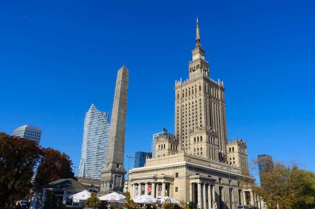 Kulturpalast Warschau