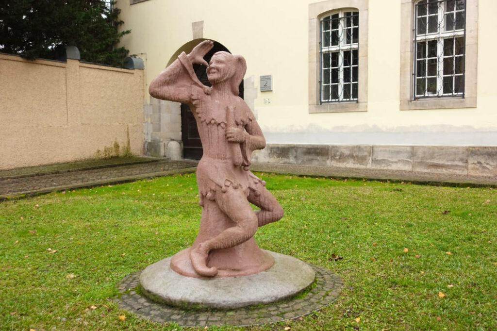 Till Eulenspiegel in Bernburg